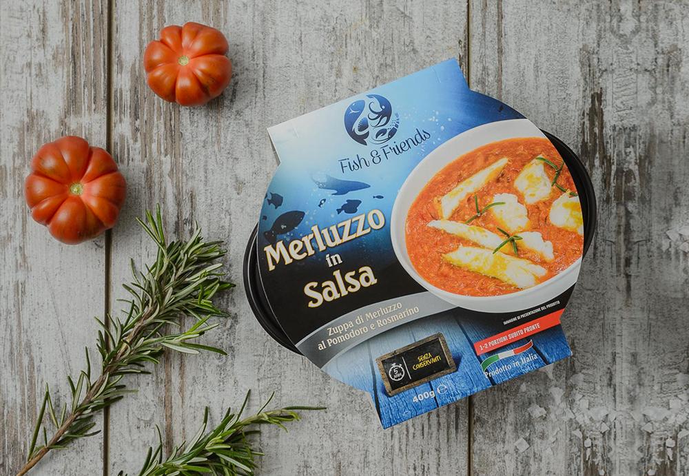 Zuppa di merluzzo - pack